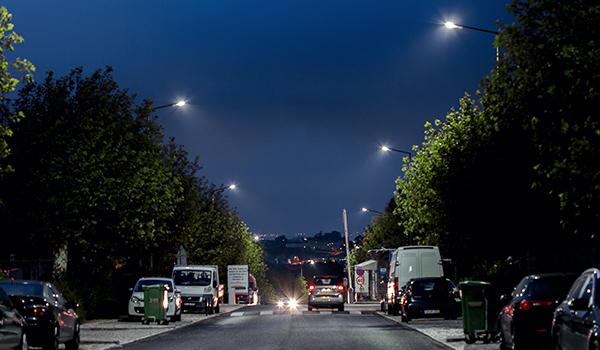 eccos city valongo, iluminação pública inteligente